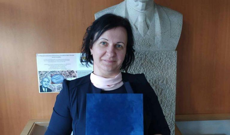 Lutár Andrea gyógypedagógus, tanár